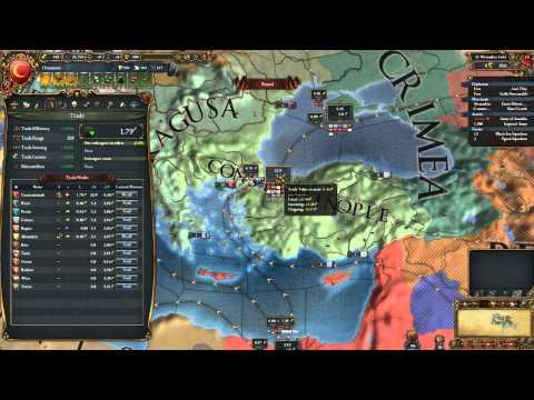 Europa Universalis 4 Tutorial, Part 2 - Basic Economy.