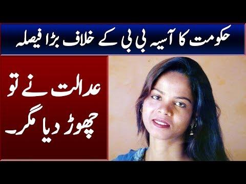 Asiya Bibi Again in Trouble After Bail? | Neo News