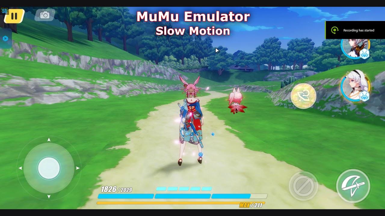 [Honkai Impact 3] Sound Delay On Emulators