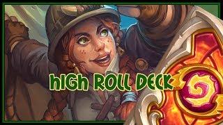 Hearthstone: high roll deck (ramp druid)