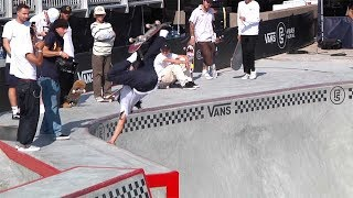 Ethernal Skate Films / Vans Park Series Montreal - Men's Prelims and Semi finals