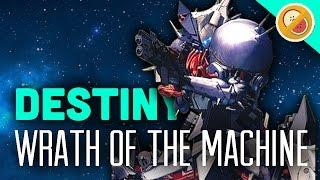 Destiny Wrath of the Machine 390 Challenge [Full Raid] - The Dream Team