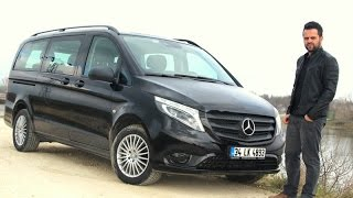 Test - Mercedes-Benz Vito 119 BlueTEC(, 2015-03-14T08:53:07.000Z)