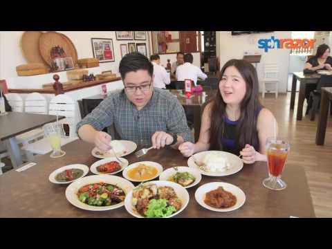 rumah makan minang singapore Nasi Padang so sedap