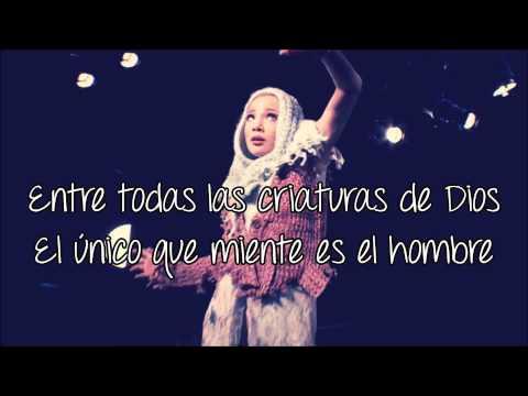 All God's Creatures - (Dance Moms Maddie's solo) - SUB ESPAÑOL