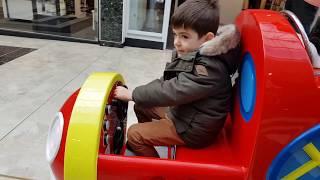Fun Kids Ride on Train Kids Song