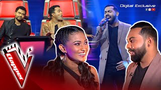 Gihan Perera After The Performance - V Clapper | Exclusive | The Voice Sri Lanka Thumbnail