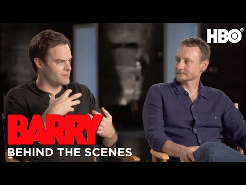 BTS: Inside Episode 7 w/ Bill Hader & Alec Berg   Barry   HBO