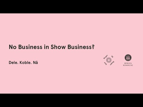 No Business in Show Business?