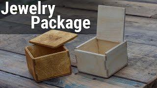 Jewelry Package Boxes   Упаковочные шкатулки для украшений