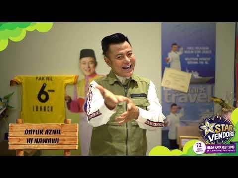 "Syuk - ""STAR VENDORS MEGA RAYA FEST 2019"" from YouTube · Duration:  37 seconds"