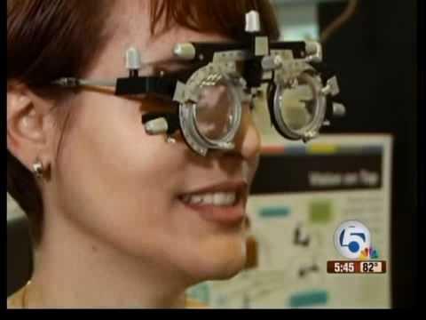 App for eye sight