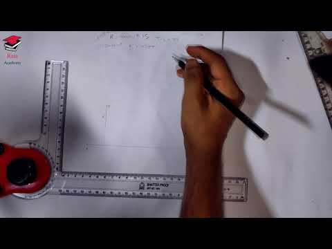 projection of line : solving MU question paper