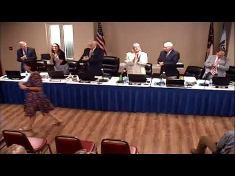Nags Head Board of Commissioners Meeting October 4 2017