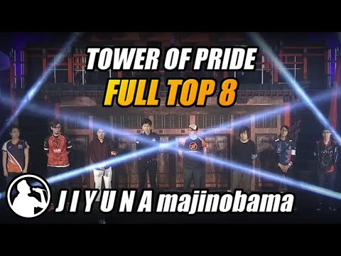 SFV ➡️ Tower Of Pride 🎤 JIYUNA ➡️ Top 8 Full + Timestamps