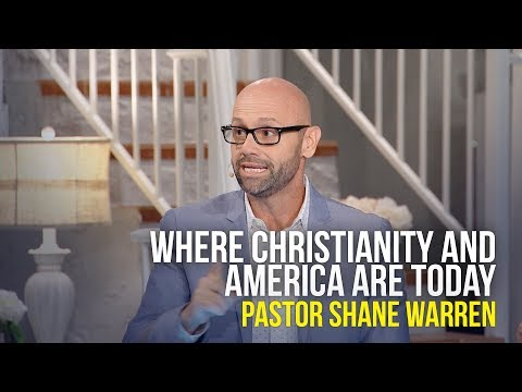 Where Christianity and America Are Today - Pastor Shane Warren on The Jim Bakker Show