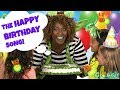 Happy Birthday | Best Kid Songs & Videos | GloZell and the GloBugz sing!