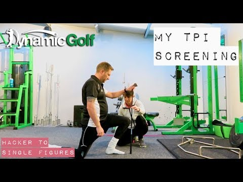 MY TPI SCREENING WITH DYNAMIC GOLF