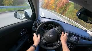 Honda HR-V test drive обзор авто/новий автомобіль