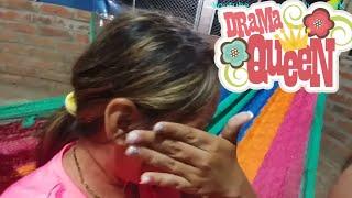 """Nayeli """"La Drama Queen"""" se emociona y hasta lloró. Karaoke pasando el tiempo. Parte 3/3"""
