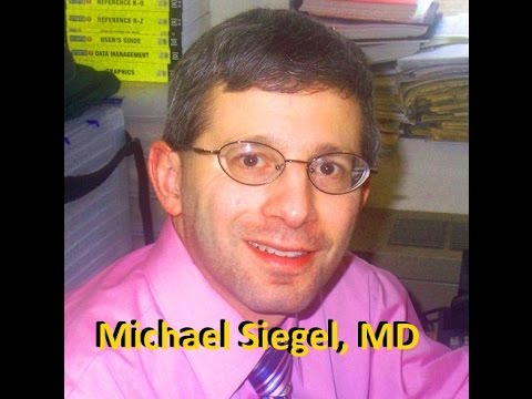 E-Cigarettes & Vaporizers - A Conference with Mike Siegel,  MD (Updated)