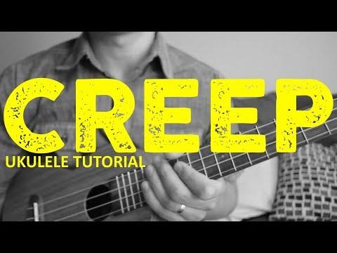 Creep Easy Ukulele Tutorial Radiohead Chords How To Play
