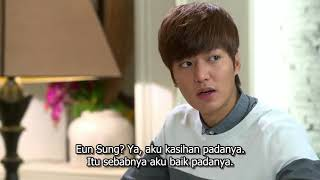 The Heirs eps 5 sub indo part2