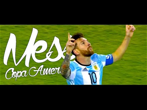 Messi - Copa America 2016 - Last Tournament
