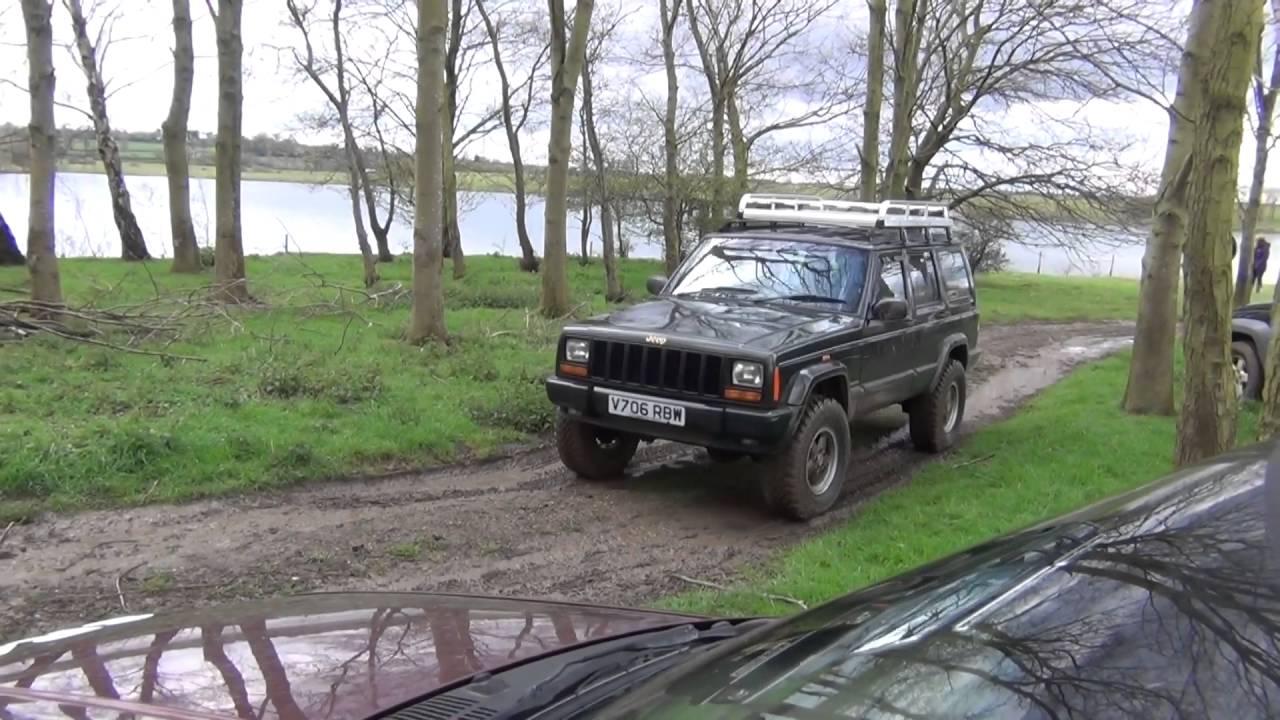 Jeep xj 3
