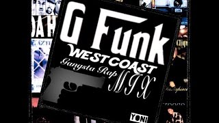 G-Funk West Coast Gangsta-Rap MIX #5