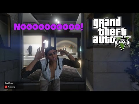 GTA ONLINE : CRAZY TELEPORTATION GLITCH