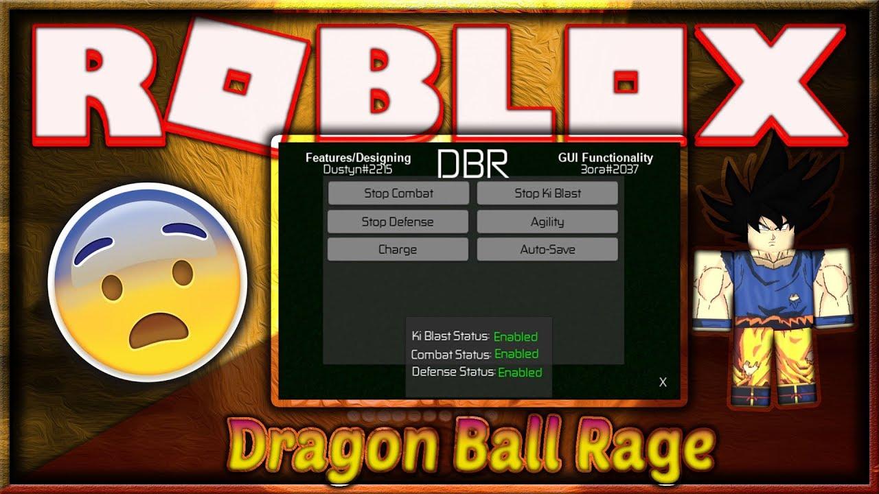 New Roblox Hack Script Dragon Ball Rage Autofarm Script