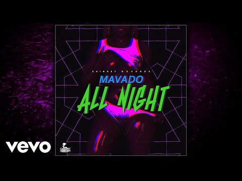 Mavado  All Night  Audio