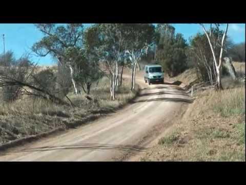 Mercedes Benz Sprinter 4x4 Test - Allan Whiting