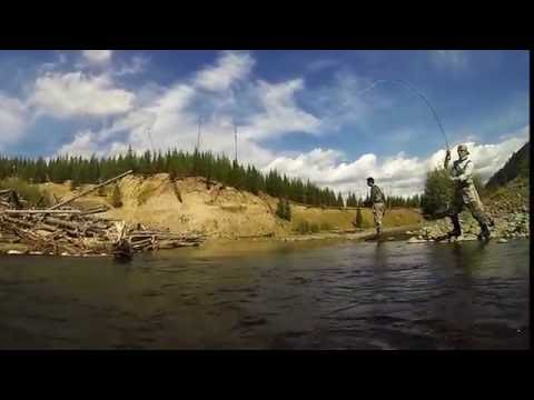 Yellowstone Fly Fishing Trip