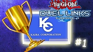 First KC Cup Matches! - Yu-Gi-Oh! Duel Links