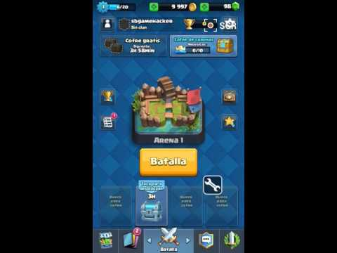 Clash royale hack with sb game hacker cards