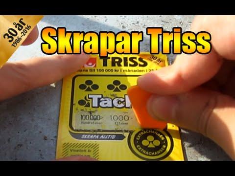Skrapar Trisslotter - Tio Stycken!