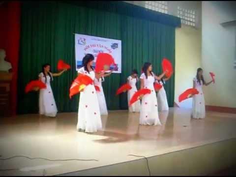 Múa Như Ý Cát TưỜng 11a9 THPT Lục Nam-Bắc Giang (niên khóa: 2010-2013)