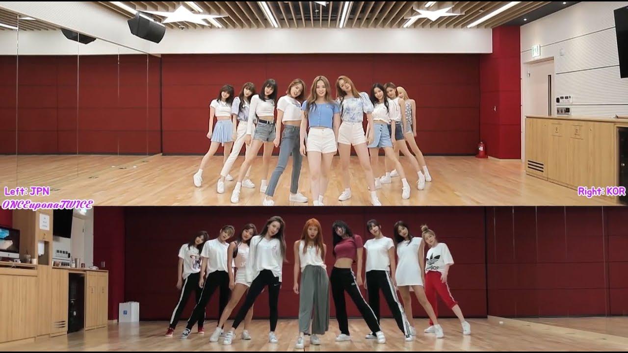 TWICE(트와이스) & NIZIU(니쥬) Dance The Night Away (Sound Split) 댄나
