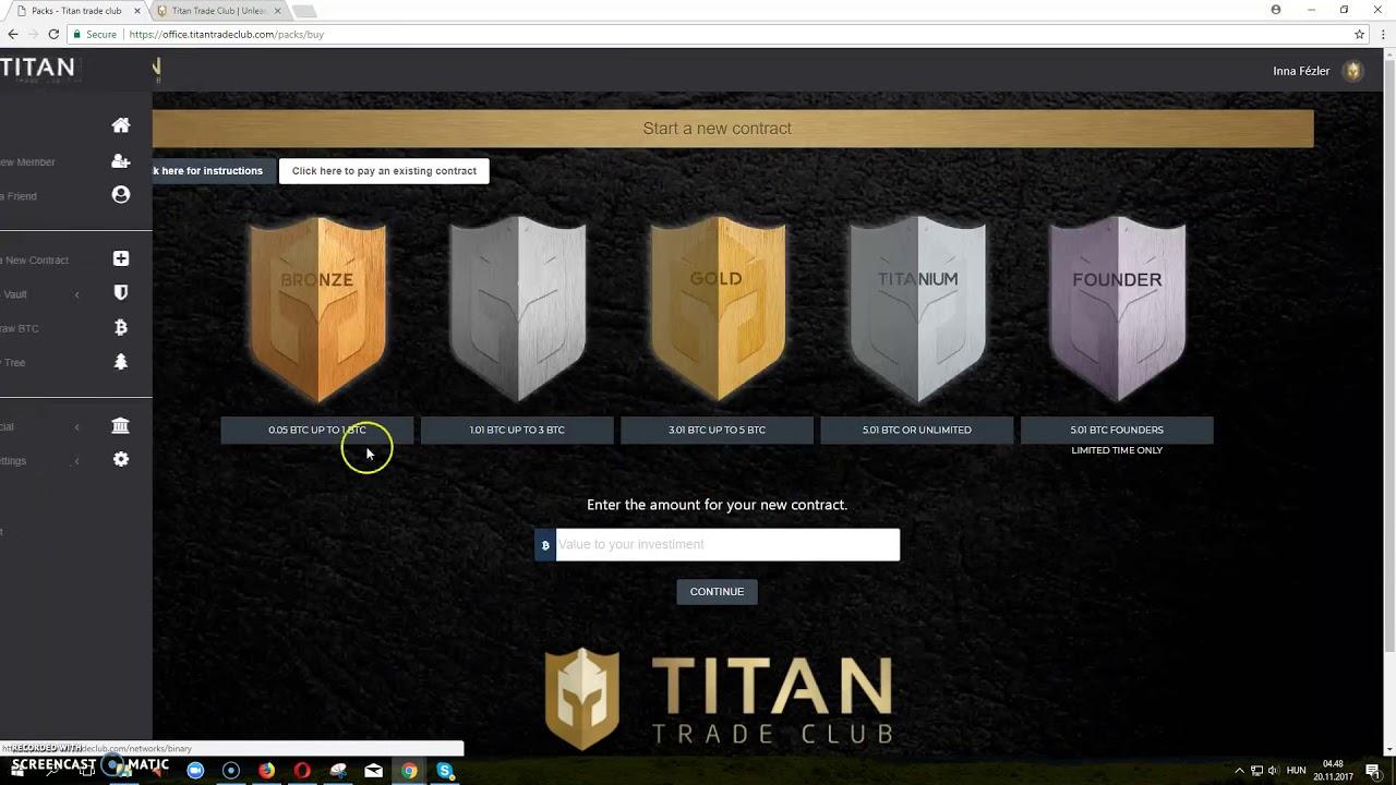 Titan Trade
