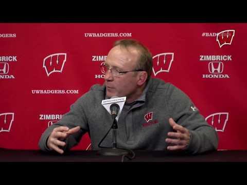 Barry Davis Weekly Presser: NCAA Championship In Cleveland