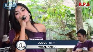 Bl Musik - Kemarau Miss Nabila Cabe