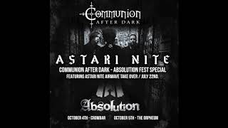 Absolution Fest Special - New Dark Electro, Industrial, EBM, Gothic, Synthpop- Communion After Dark