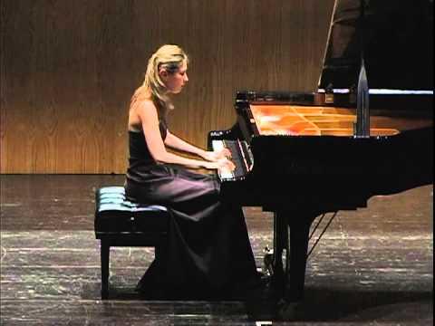 Claude Debussy. Etude No. 7, Pour les degres chromatiques