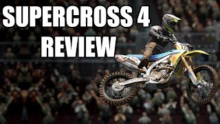 Monster Energy Supercross - The Official Videogame 4 Review - The Final Verdict (Video Game Video Review)