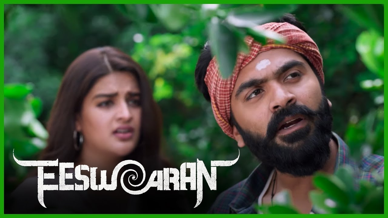 Eeswaran Tamil Movie | Simbu gets to know about a kid's disease | Silambarasan TR | Niddhi Agerwal