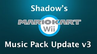 Baixar Shadow's MKW Music Pack v3