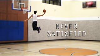 Never Satisfied - Kristopher London