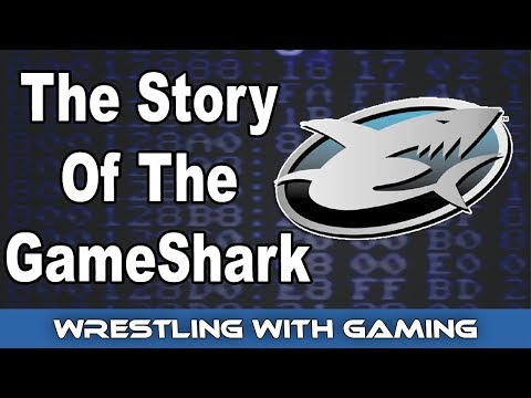 The Story Of The GameShark - Gaming's Most Famous Cheating Device!